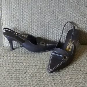 Salvatore Ferragamo heels shoes